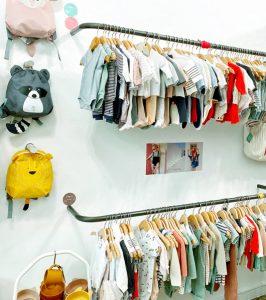 Tienda ropa de niño y bebé Kiss and Cakes
